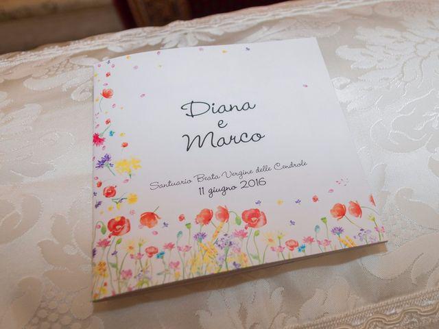 Il matrimonio di Marco e Diana a Riese Pio X, Treviso 41