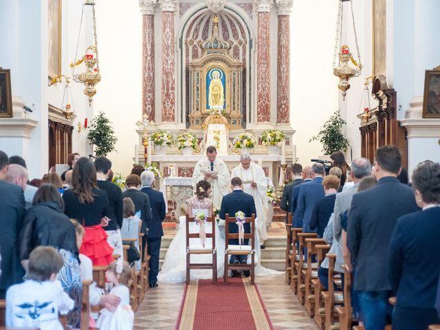 Il matrimonio di Marco e Diana a Riese Pio X, Treviso 81