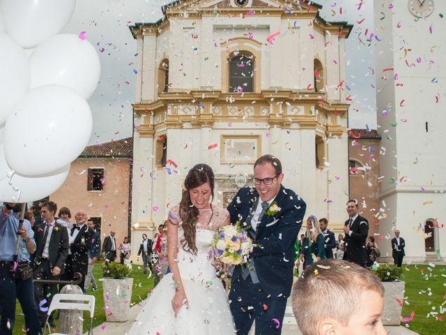 Il matrimonio di Marco e Diana a Riese Pio X, Treviso 96