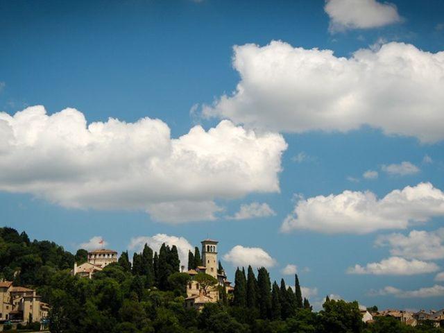 Il matrimonio di Marco e Diana a Riese Pio X, Treviso 102