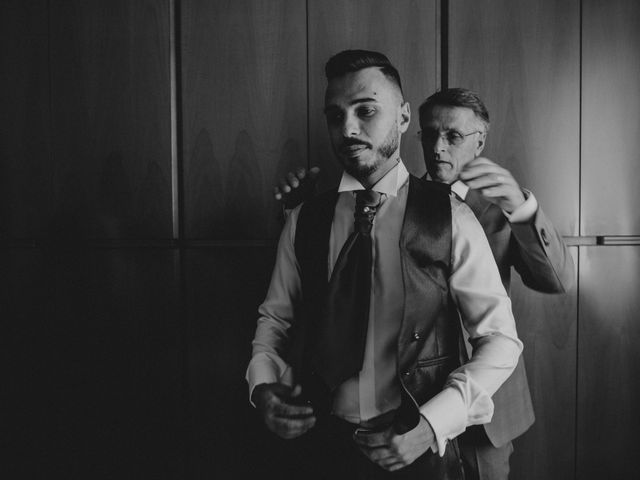 Il matrimonio di Christian e Giusy a Caravaggio, Bergamo 5