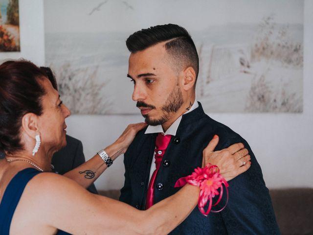 Il matrimonio di Christian e Giusy a Caravaggio, Bergamo 6