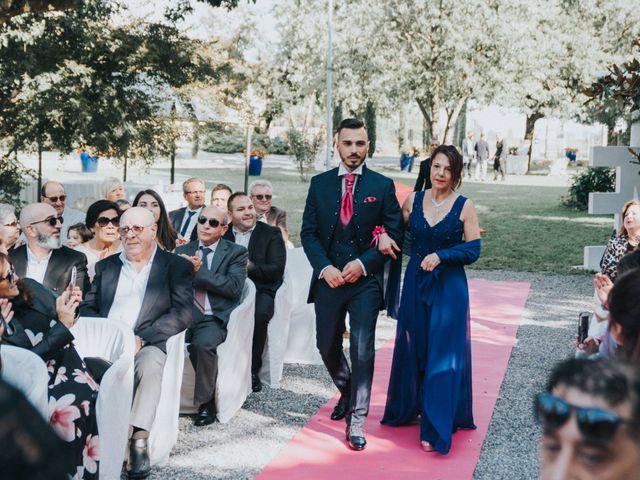 Il matrimonio di Christian e Giusy a Caravaggio, Bergamo 17