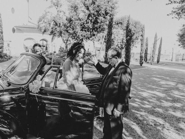 Il matrimonio di Christian e Giusy a Caravaggio, Bergamo 18