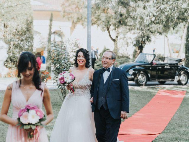 Il matrimonio di Christian e Giusy a Caravaggio, Bergamo 19