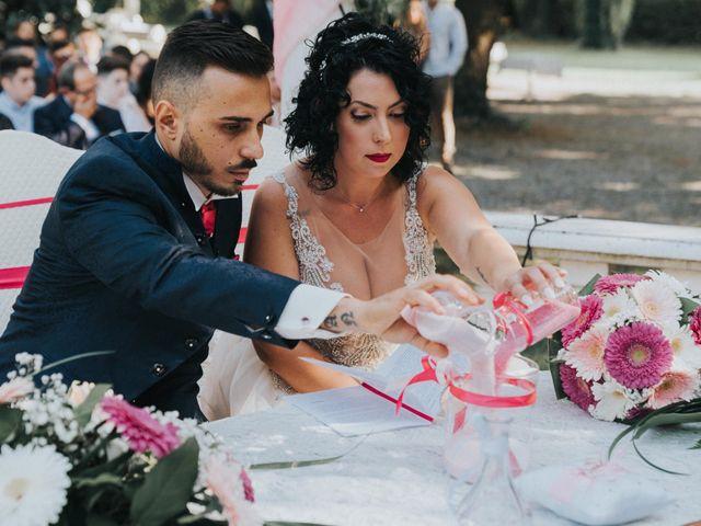 Il matrimonio di Christian e Giusy a Caravaggio, Bergamo 21