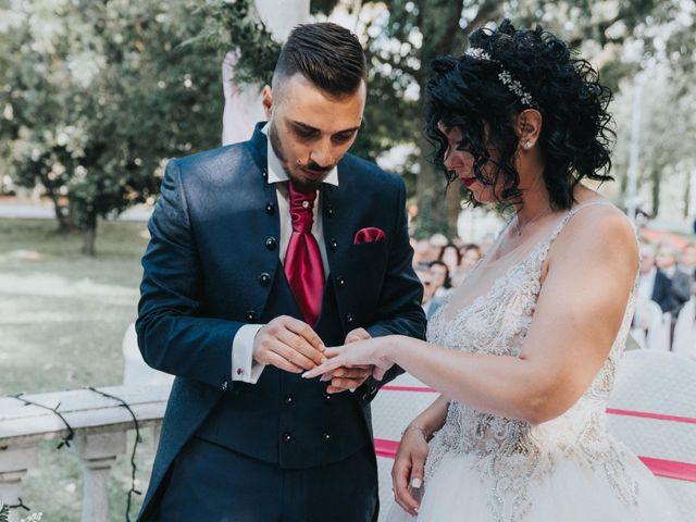 Il matrimonio di Christian e Giusy a Caravaggio, Bergamo 24