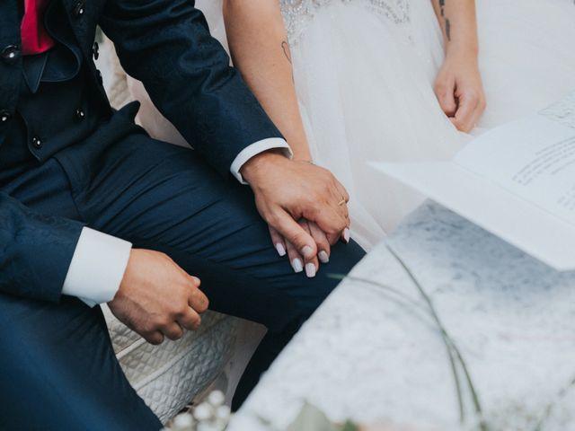 Il matrimonio di Christian e Giusy a Caravaggio, Bergamo 26