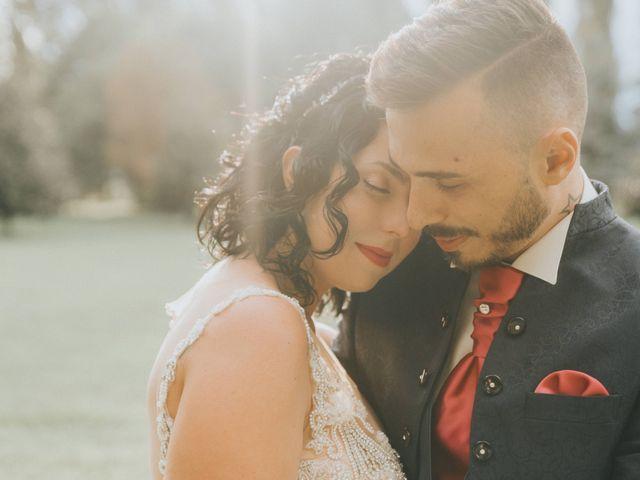 Il matrimonio di Christian e Giusy a Caravaggio, Bergamo 33