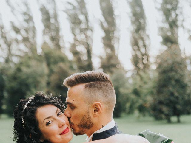 Il matrimonio di Christian e Giusy a Caravaggio, Bergamo 40