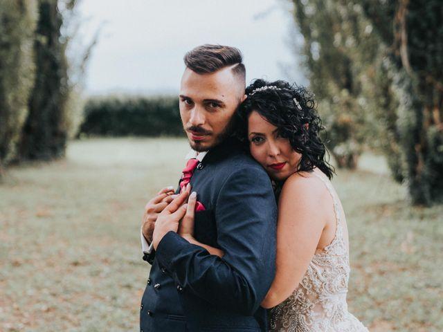 Il matrimonio di Christian e Giusy a Caravaggio, Bergamo 42