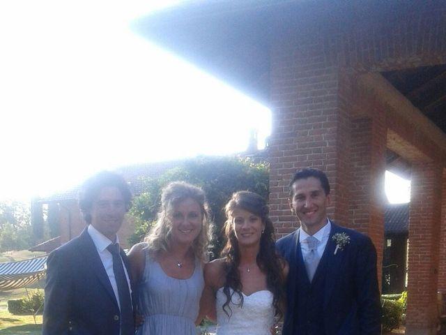 Il matrimonio di Sandro e Eleonora a Cerrione, Biella 4