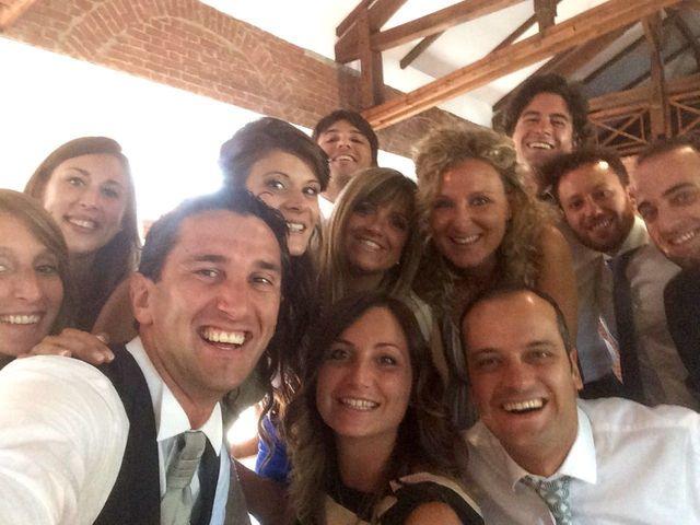 Il matrimonio di Sandro e Eleonora a Cerrione, Biella 9