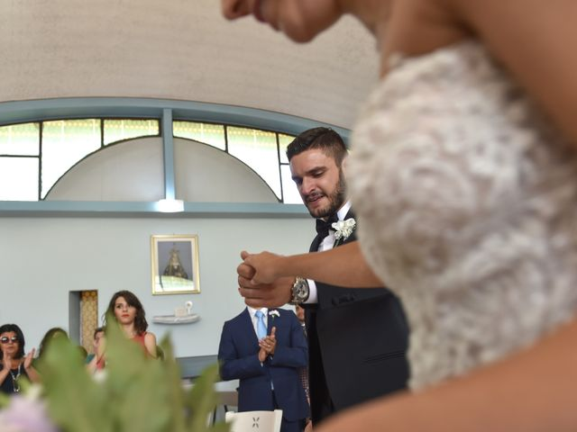 Il matrimonio di Marino e Maria a Mola di Bari, Bari 9
