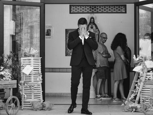 Il matrimonio di Marino e Maria a Mola di Bari, Bari 15