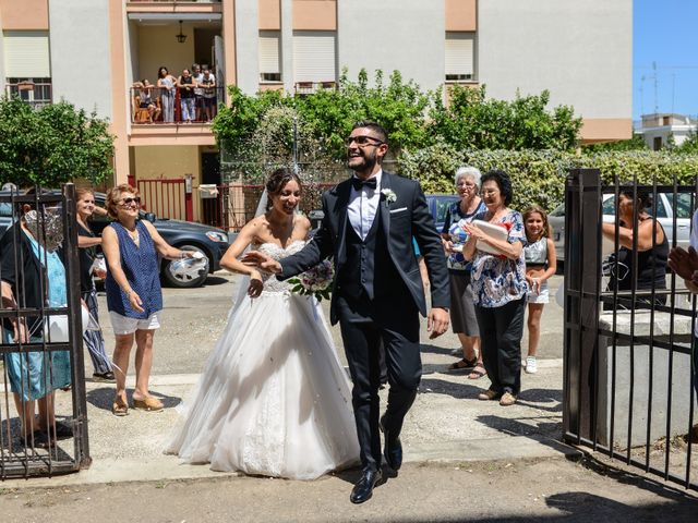 Il matrimonio di Marino e Maria a Mola di Bari, Bari 34