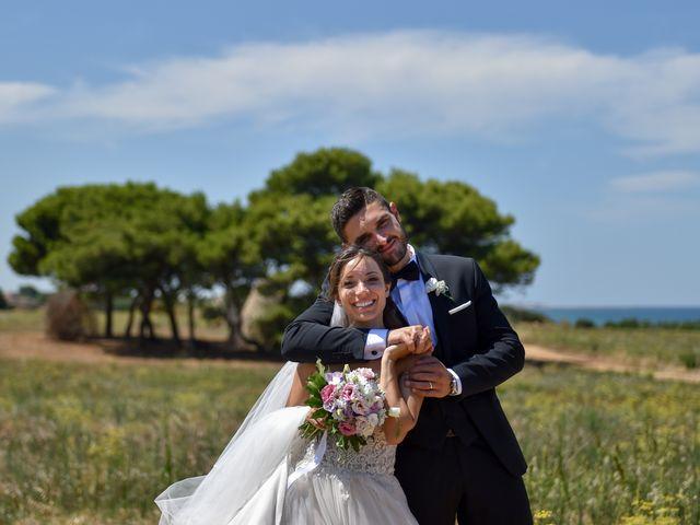 Il matrimonio di Marino e Maria a Mola di Bari, Bari 35