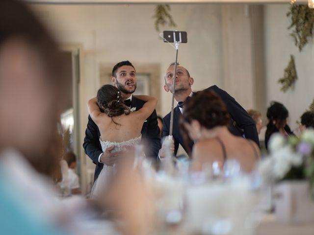Il matrimonio di Marino e Maria a Mola di Bari, Bari 45