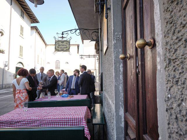 Il matrimonio di Beppe e Silvia a Iseo, Brescia 8