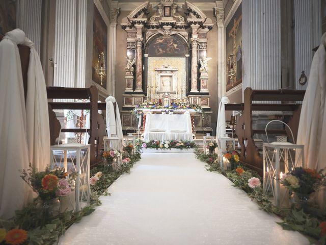 Il matrimonio di Beppe e Silvia a Iseo, Brescia 12