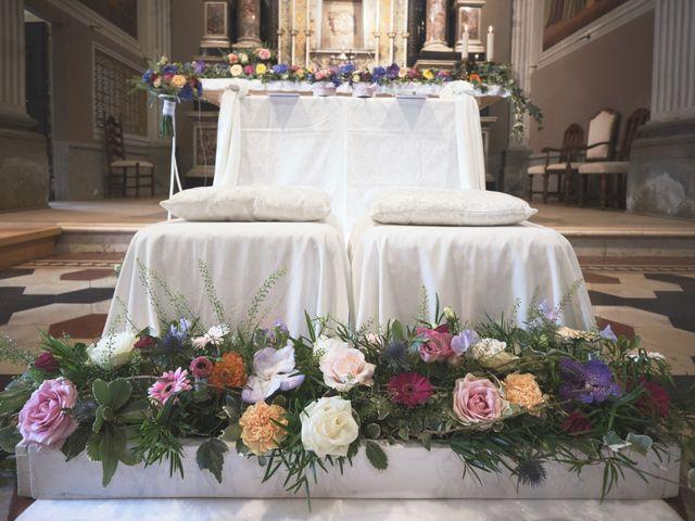 Il matrimonio di Beppe e Silvia a Iseo, Brescia 15