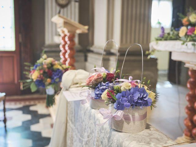 Il matrimonio di Beppe e Silvia a Iseo, Brescia 17