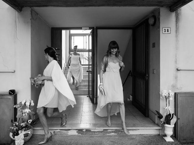Il matrimonio di Beppe e Silvia a Iseo, Brescia 24