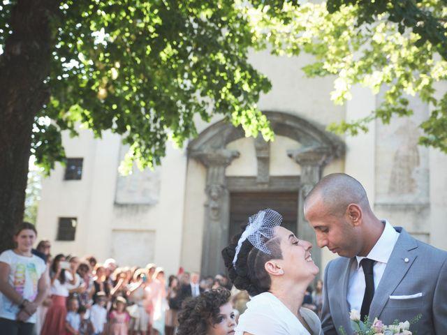 Il matrimonio di Beppe e Silvia a Iseo, Brescia 27