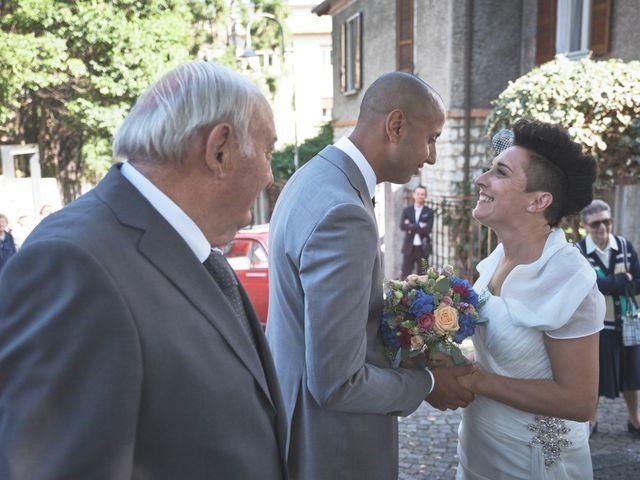 Il matrimonio di Beppe e Silvia a Iseo, Brescia 28