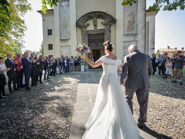 Il matrimonio di Beppe e Silvia a Iseo, Brescia 29