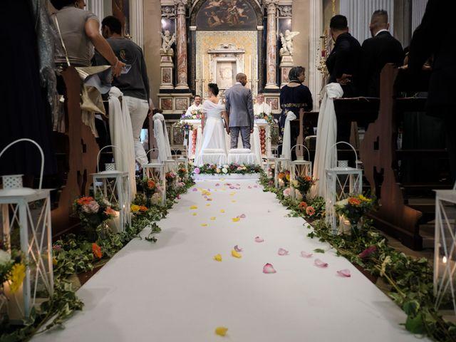 Il matrimonio di Beppe e Silvia a Iseo, Brescia 31