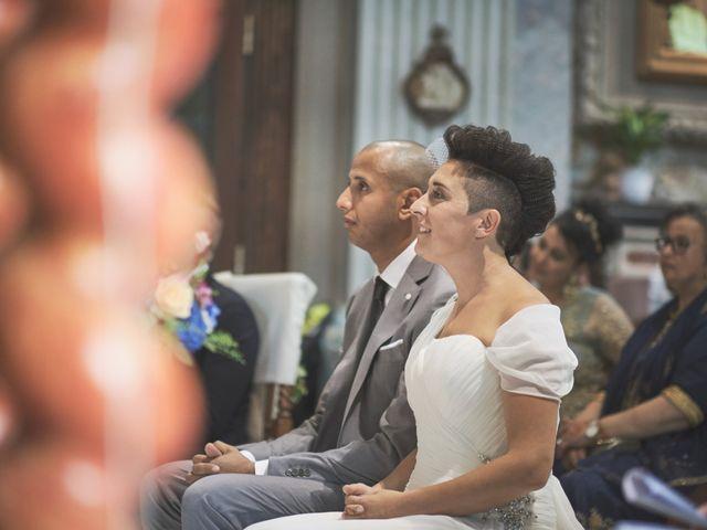 Il matrimonio di Beppe e Silvia a Iseo, Brescia 32
