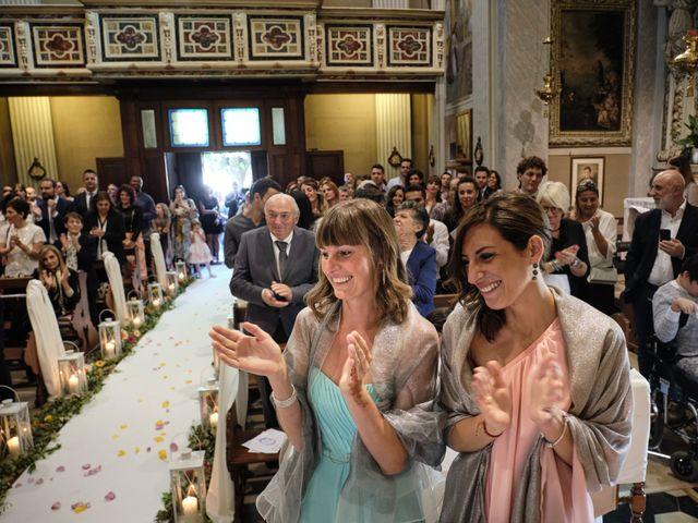 Il matrimonio di Beppe e Silvia a Iseo, Brescia 39