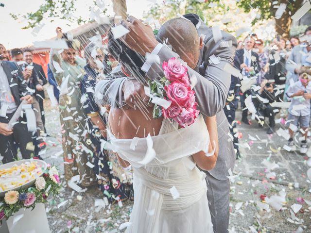 Il matrimonio di Beppe e Silvia a Iseo, Brescia 41