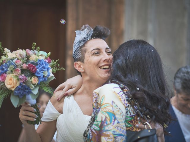 Il matrimonio di Beppe e Silvia a Iseo, Brescia 43