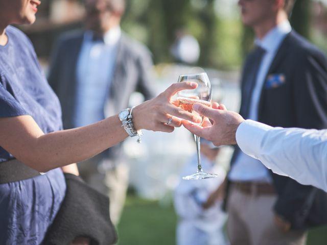Il matrimonio di Beppe e Silvia a Iseo, Brescia 54
