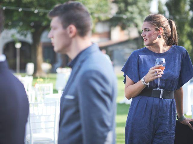 Il matrimonio di Beppe e Silvia a Iseo, Brescia 57