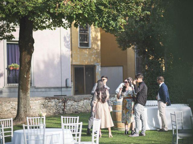 Il matrimonio di Beppe e Silvia a Iseo, Brescia 61