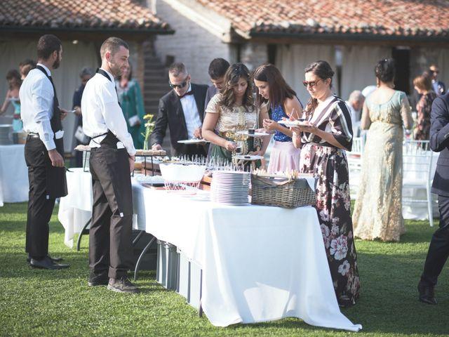 Il matrimonio di Beppe e Silvia a Iseo, Brescia 62