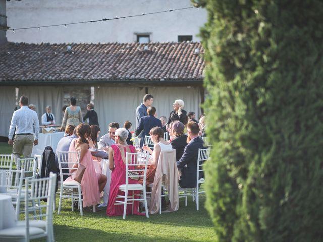 Il matrimonio di Beppe e Silvia a Iseo, Brescia 64