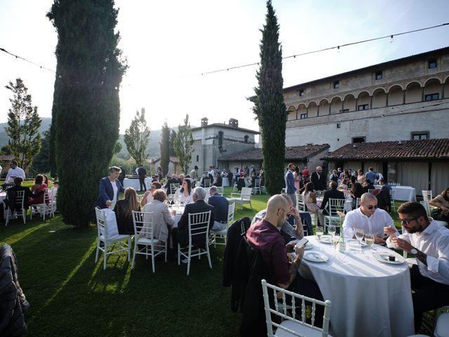 Il matrimonio di Beppe e Silvia a Iseo, Brescia 66