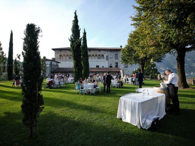 Il matrimonio di Beppe e Silvia a Iseo, Brescia 67