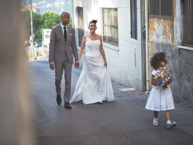 Il matrimonio di Beppe e Silvia a Iseo, Brescia 69