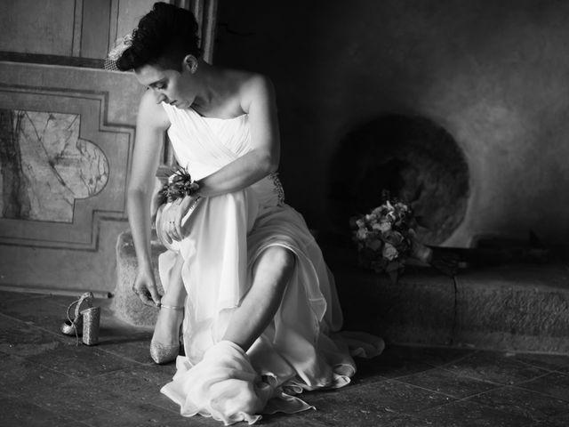 Il matrimonio di Beppe e Silvia a Iseo, Brescia 77