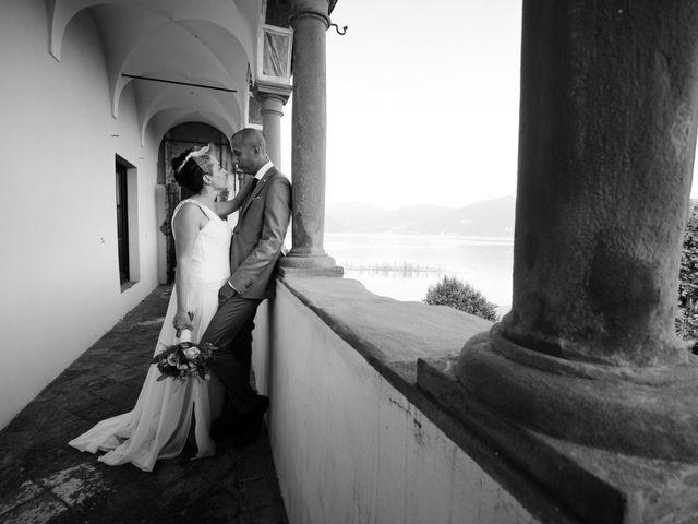 Il matrimonio di Beppe e Silvia a Iseo, Brescia 84