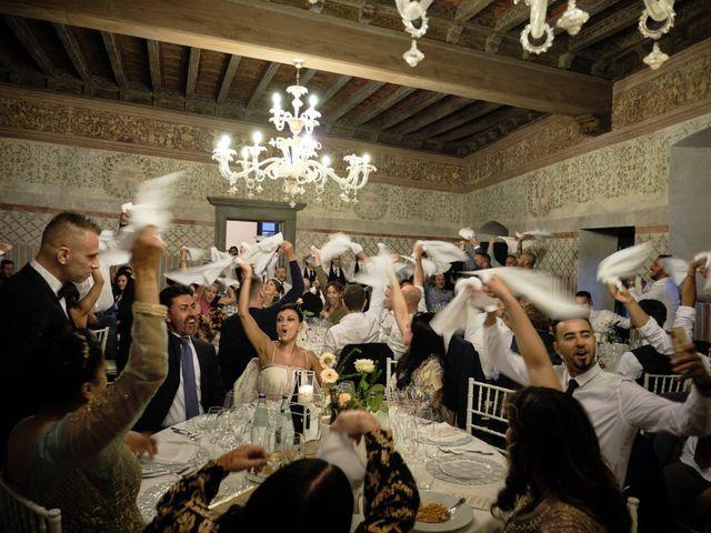 Il matrimonio di Beppe e Silvia a Iseo, Brescia 99