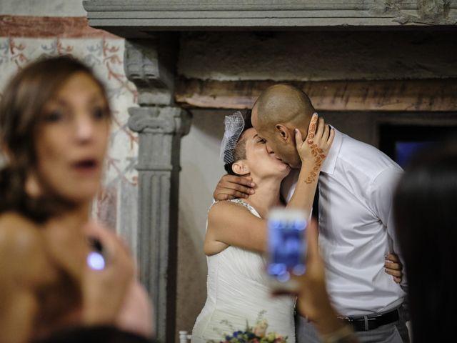Il matrimonio di Beppe e Silvia a Iseo, Brescia 100