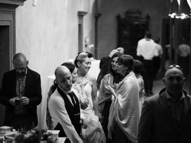 Il matrimonio di Beppe e Silvia a Iseo, Brescia 104
