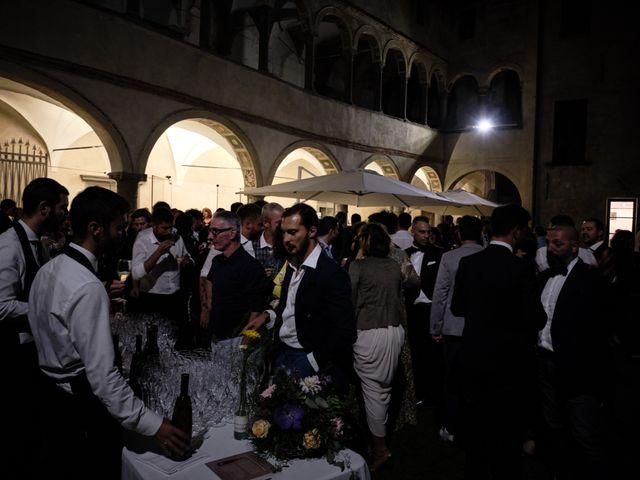 Il matrimonio di Beppe e Silvia a Iseo, Brescia 112