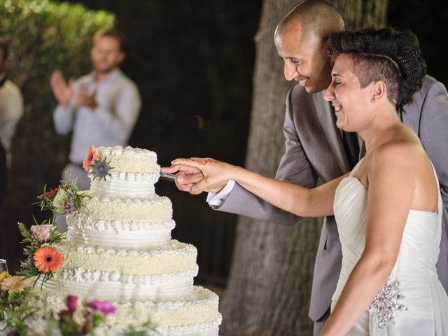 Il matrimonio di Beppe e Silvia a Iseo, Brescia 117